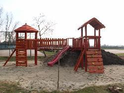 Hernádnémeti közterületi játszótér
